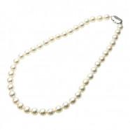 Baroque Akoya perle collier