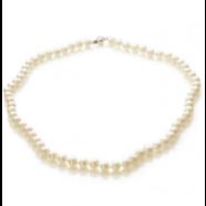 Matinee [Hvid perlekæde]